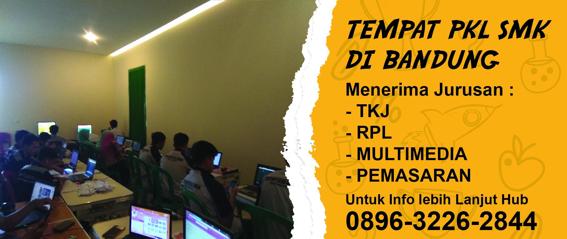 Tempat Prakerin Bandung - 0896-3226-2844